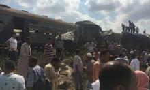 عشرات القتلى والإصابات بحادث تصادم قطارين في الإسكندرية