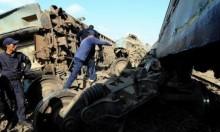 حوادث مصر: ارتفاع عدد ضحايا تصادم قطارين إلى 42