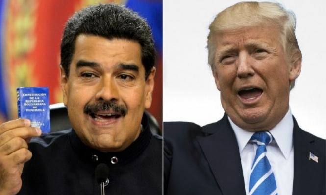 ترامب يهدد بالتدخل عسكرياً في فنزويلا