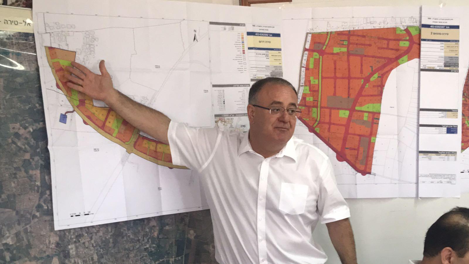 الطيرة: سجال يعصف بالمدينة بسبب الخارطة الهيكلية