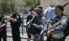 """الاحتلال يطلق النار على مقدسي بشبهة """"خطر أمني"""""""