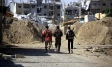 الموقف الإسرائيلي من اتفاق خفض التصعيد في جنوب سورية