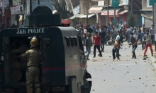 خمسة قتلى باشتباكات مسلحة في كشمير