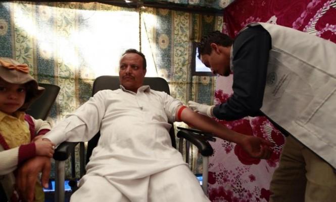 اليمن: بنك الدم يواجه خطر الإغلاق لقلة الموارد
