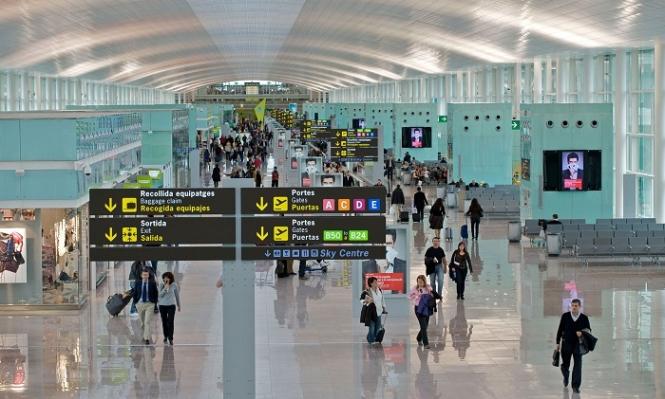 """الألعاب المتوسطية: 3 رياضيين تونسيين يختارون """"الحرقة"""" لحظة الوصول إلى مطار برشلونة"""