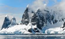 اكتشاف 91 بركانًا تحت الجليد في القطبية الجنوبية
