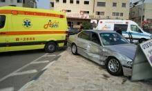 كفر ياسيف: 3 إصابات في حادث طرق