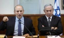 بينيت: نتنياهو غير ملزم بالاستقالة وتهديدات حزب الله جدية