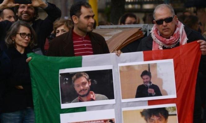 إيطاليا تنوي إعادة سفيرها إلى القاهرة