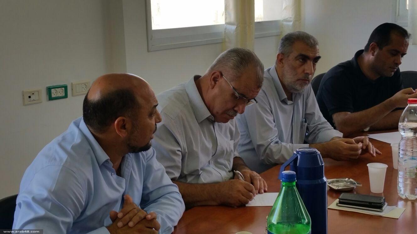 المتابعة تقر سلسلة خطوات كفاحية تصديا لاعتقال الشيخ صلاح