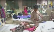 الهند: وفاة 85 طفلا في مستشفى بسبب نقص الأكسجين