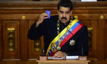 فنزويلا: مادورو يدعو لتدريبات عسكريا بعد تهديدات ترامب