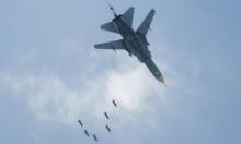 جيش النظام السوري يعترف بسقوط إحدى طائراته الحربية