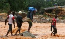 ضحايا الانهيار الأرضي في سيراليون يتجاوز 400