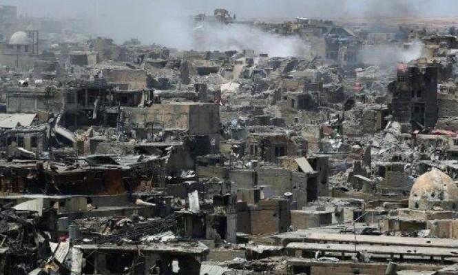 العراق: ضربات جوية على تلعفر استعدادا لاستعادتها من داعش