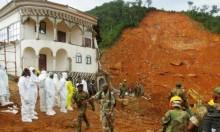 سيراليون: 600 مفقود في الفيضانات والانهيارات الأرضية