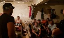 لوائح اتهام ضد مشغلي عمال من الضفة وإغلاق محلات تجارية بالنقب