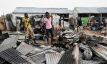 28 قتيلا و82 جريحا في نيجيريا باعتداء نفذته ثلاث انتحاريات