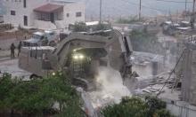 """الاحتلال يهدم منزل عائلة منفذ عملية """"حلميش"""""""