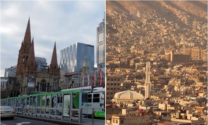 ملبورن أفضل مدن العالم للعيش ودمشق أسوأها