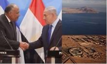 مراسلات شكري نتنياهو: تيران وصنافير للسعودية بمباركة إسرائيلية