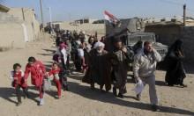 3 آلاف نازح عراقي من تلعفر ومحيطها