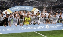 ريال مدريد يتوّج بكأس السوبر الإسباني