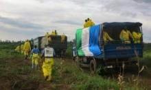 سيراليون: عدد ضحايا الفيضانات يتجاوز 400 قتيل