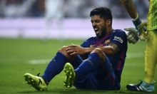 سواريز يزيد من معاناة برشلونة!