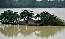 نحو 600 قتيل جراء الفيضانات في جنوب آسيا