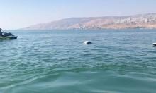 وفاة غريق في حيفا وانتشال سائح بحالة خطيرة من طبرية