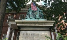 ماريلاند: إزالة تمثال قاض عنصري