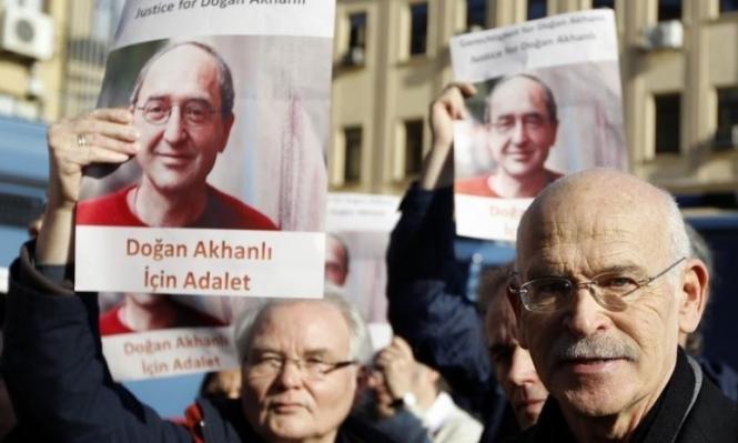 اعتقال كاتب ألماني في إسبانيا انتقد الرئيس التركي