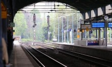 تاجر مخدرات جزائري يعطل 33 مسارا لقطارات فرانكفورت