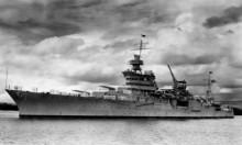 """العثور على حطام السفينة الحربية الأميركية """"إنديانابوليس"""" بعد 72 سنة"""