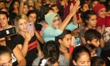 """اختتام مهرجان """"بطوفنا"""" بمشاركة الآلاف من عرابة والمنطقة"""