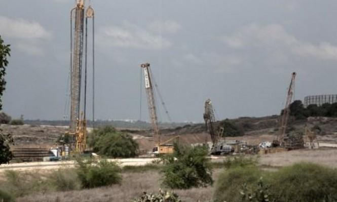 شكوك إسرائيلية حيال جدوى الجدار حول قطاع غزة