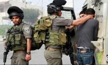 نابلس: اعتقال فلسطيني بزعم نيته تنفيذ عملية طعن