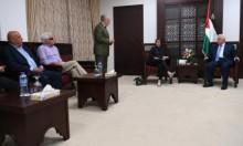 عباس يسعى لاستئناف التنسيق الأمني وتقليص الميزانيات لغزة