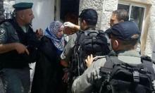 الاحتلال يتهم امرأة مقدسية بتنفيذ عملية طعن