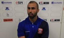 أبو صالح: سأقاتل من أجل اللعب كأساسي مع الفريق السخنيني