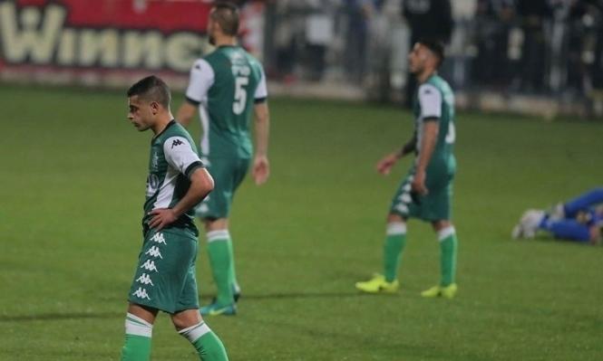 أخاء الناصرة يخسر أولى مبارياته بالدوري