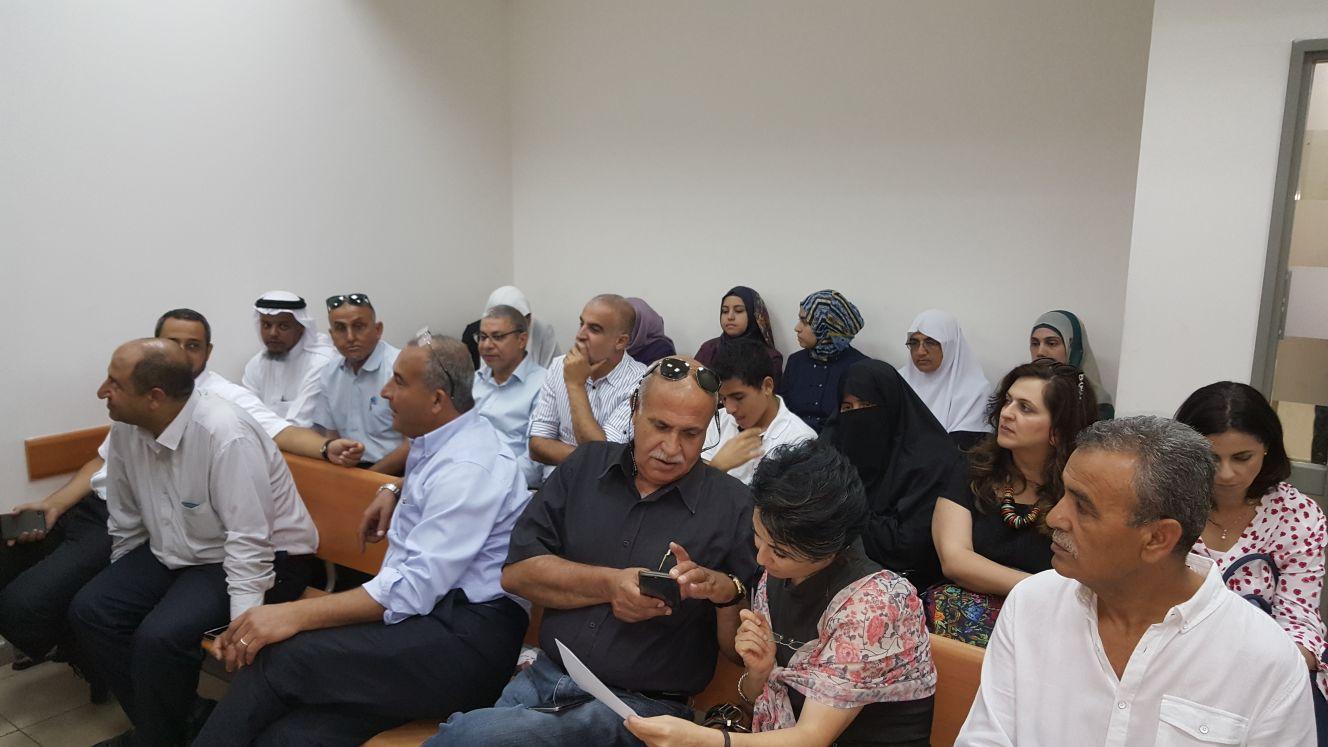 تمديد اعتقال الشيخ صلاح 4 أيام لتقديم لائحة اتهام ضده
