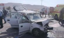 إصابات خطيرة في حادث طرق قرب البحر الميت