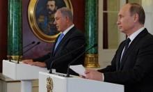 التواجد العسكري الإيراني في سورية في صلب محادثات نتنياهو في روسيا