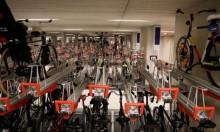 هولندا تبني أكبر مرآب للدراجات في العالم
