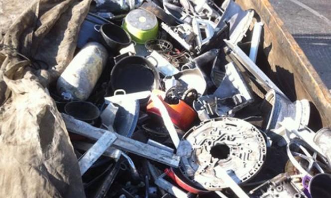 القدس: الاحتلال يدعي ضبط شاحنة تحمل أسلحة