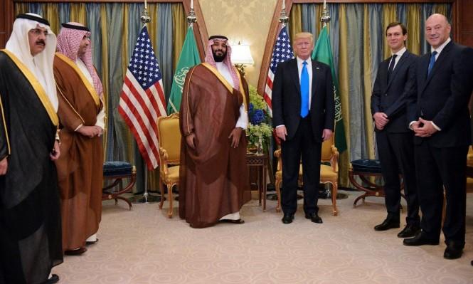 """بن سلمان يتلقى كوشنر لبحث """"السلام في الشرق الأوسط"""""""