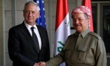 ماتيس يصل أنقرة قادما من العراق لمناقشة ملفي سورية والعراق
