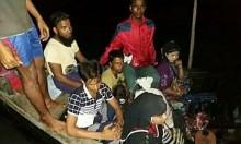 الآلاف من الروهينغا يفرون إلى بنغلادش خلال أيام